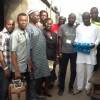 Wocon Team in Photos with some NURTW Members in Badagry